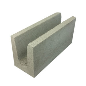 Concrete Grey Block Full Length Lintel Standard 15.12 NSW