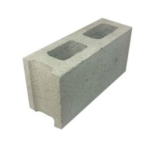 Concrete Grey Block Full Length Hollow Control Joint 15.09 NSW